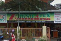 Bakso Alex Solo