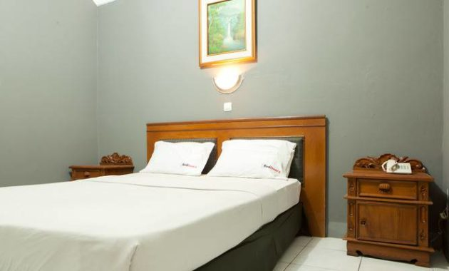 Harga Hotel Murah Di Cihampelas Bandung - RedDoorz @ Cihampelas