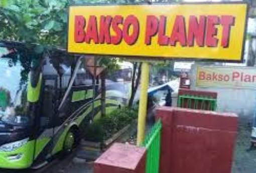 Bakso Planet Salatiga