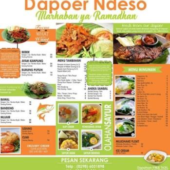 Dapoer Ndeso Salatiga