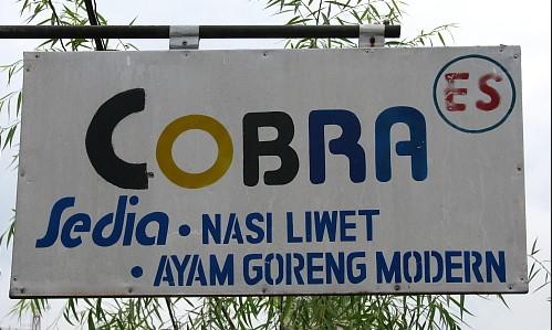 Es Cobra Nasi Liwet Salatiga