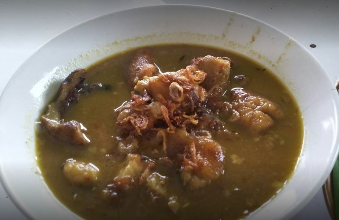 Gecok Kambing - Makanan khas Salatiga