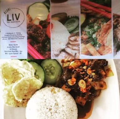 LIV kedai makan Salatiga