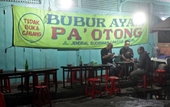 Bubur Ayam Pa Otong Bandung