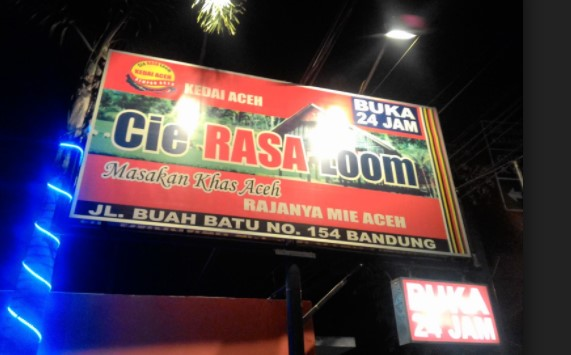 Kedai Aceh Cie Rasa Loom