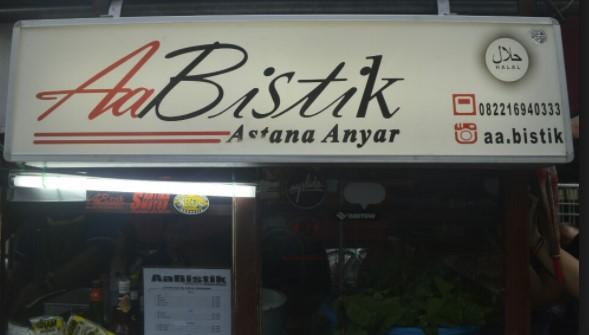 Nasi Goreng Bistik Astana Anyar