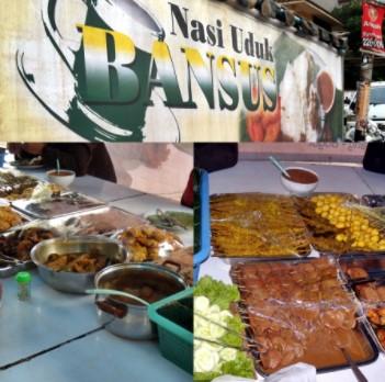 Nasi Uduk Bansus Empang Bogor