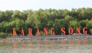 Pantai Karang Song Indramayu