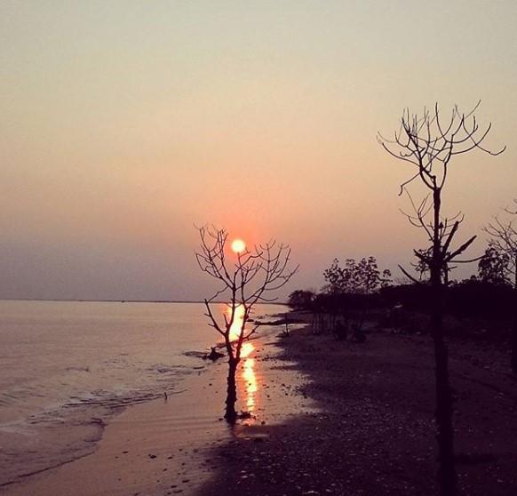 Pantai Solikin indramayu