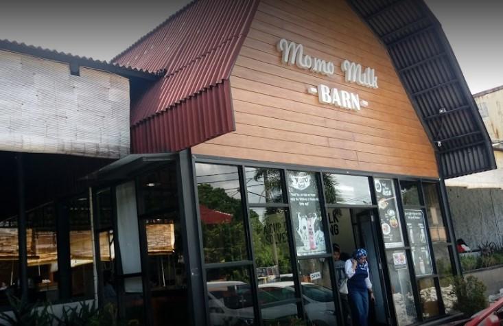 Momo Milk Barn Bogor