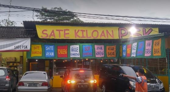 Sate Kiloan PSK