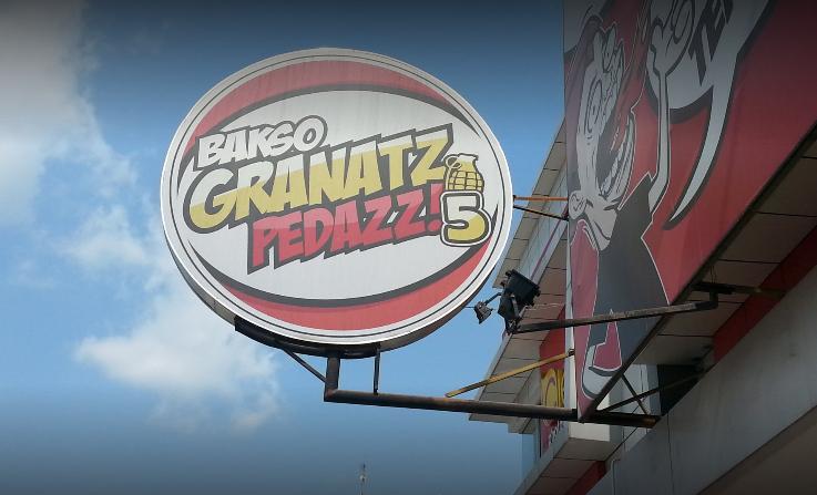 Bakso Granatz Pedazz!