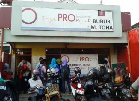 Bubur M Toha Cirebon