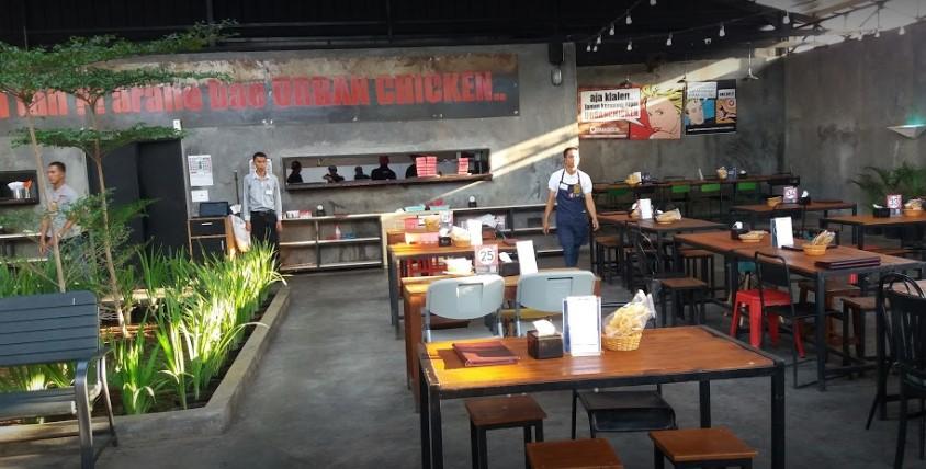 Urban Chicken Cirebon