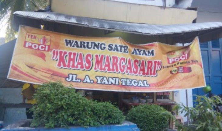 Warung Sate Ayam Margasari Tegal