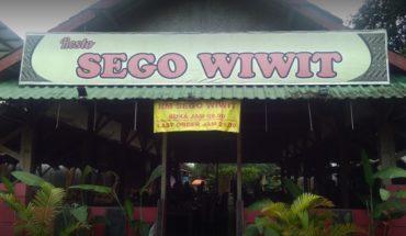 Resto Sego Wiwit Colomadu