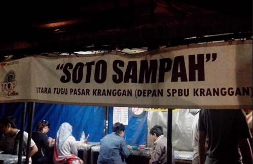 Soto Sampah Kranggan