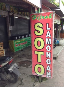 Tempat Kuliner Soto enak di Yogya