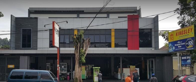 Tempat kuliner batagor Bandung - Batagor Kingsley