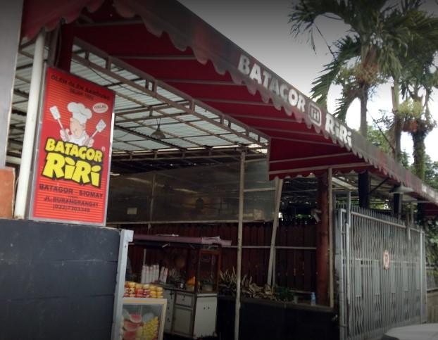 Tempat kuliner batagor Bandung - Batagor Riri