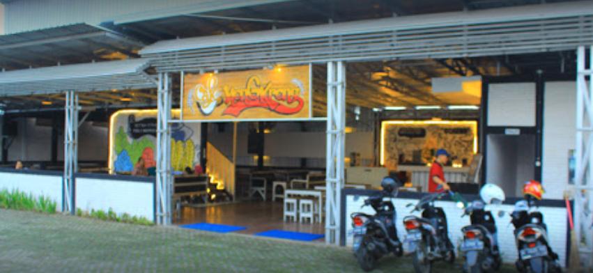 Cafe Nongkrong semarang