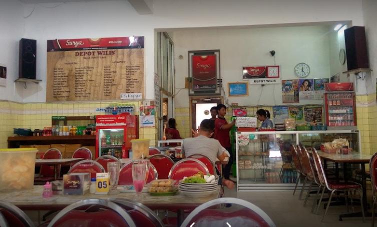 Depot Wilis Kediri