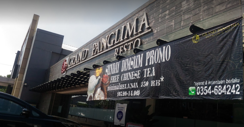 Grand Panglima Resto Kediri