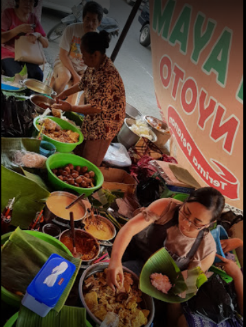 Nasi Ayam Bu Nyoto - Semarang