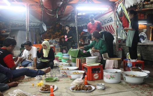 Nasi Ayam Bu Sami Semarang