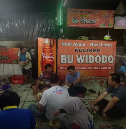 Nasi Ayam Bu Widodo Simpang Lima Semarang