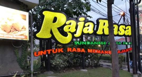 Raja Rasa Sundanese & Seafood