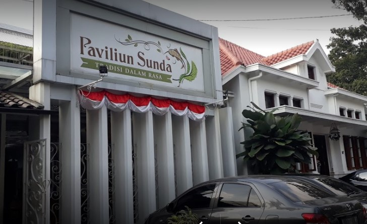 Restoran Paviliun Sunda
