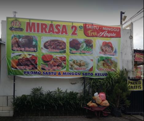 Rumah makan Mirasa 2 kediri