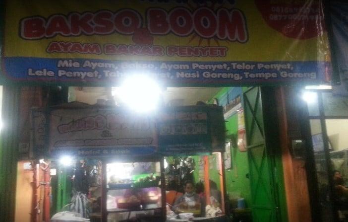 Bakso Boom Salatiga Makutarama
