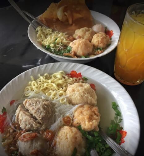 Rumah Makan Bakso Soko Roso