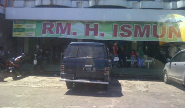 Rumah Makan Pak H. ISMUN