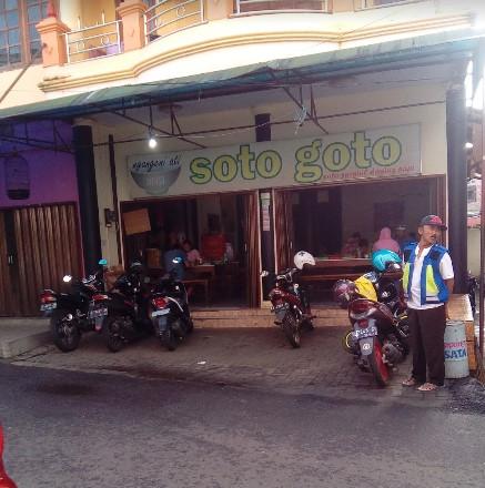 Soto Goto Salatiga