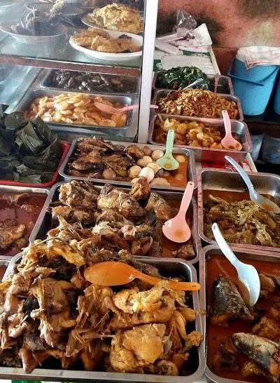 Warung makan Rukini