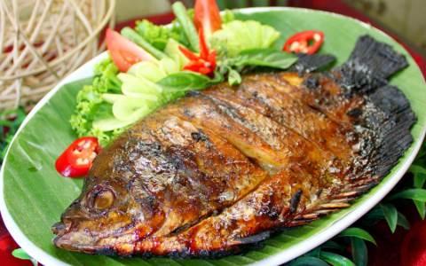 Ikan Bakar Bu Sri