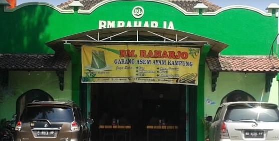 Rumah Makan Raharjo