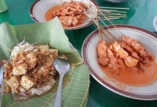 Rumah makan Pondok Hijau