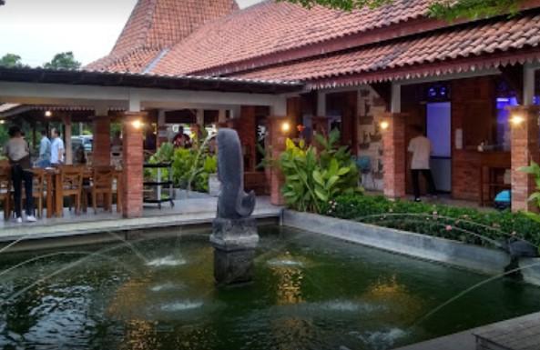 Rumah makan Praukono