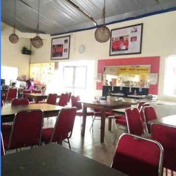 Rumah makan Pringsewu