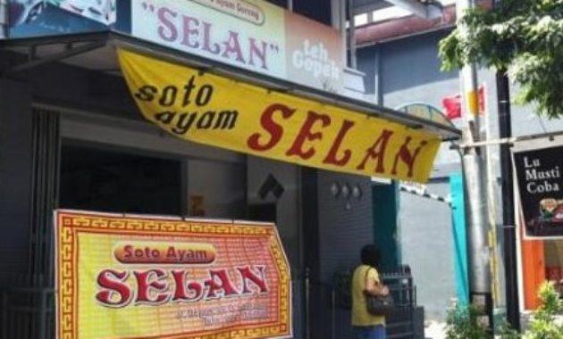 Soto Selan
