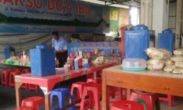 Bakso Doa Ibu Semarang