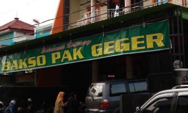 Bakso Pak Geger Semarang