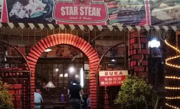 star steak semarang