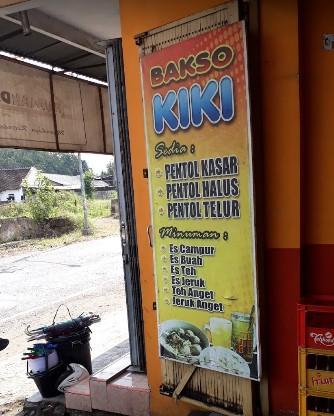 Bakso Kiki Genteng Banyuwangi