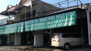 Bebek Wachid Hasyim