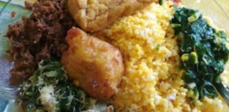 Nasi Jagung Probolinggo